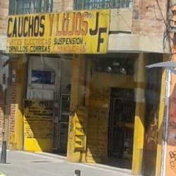 Cauchos y Lujos JF en Bogotá