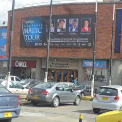 Teatro Nacional La Castellana en Bogotá
