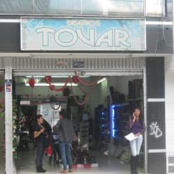 Diseños Tovar en Bogotá