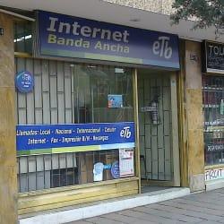 Internet Banda Ancha ETB en Bogotá