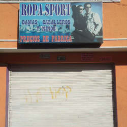 Ropa Sport Carrera 60 con 48 en Bogotá