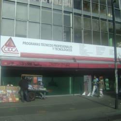 CIDCA en Bogotá
