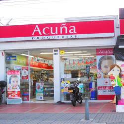 Droguerías Acuña Cedritos en Bogotá