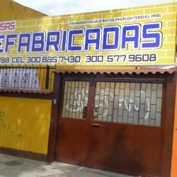 Casas Prefabricadas Avenida Boyacá Con 2B en Bogotá
