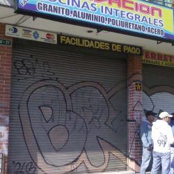 Innovacion Cocinas Integrales  en Bogotá