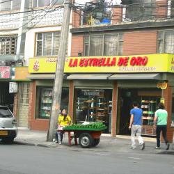 La Estrella de Oro # 2 en Bogotá