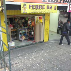 Ferre 82 en Bogotá