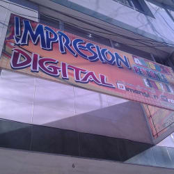 Impresión Digital Diagonal 48 con 53 en Bogotá