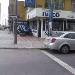 Importadora Disrefiat Ltda. en Bogotá