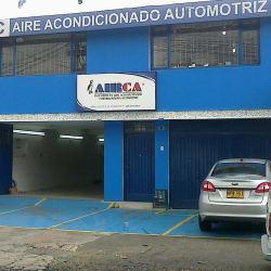 Airca en Bogotá