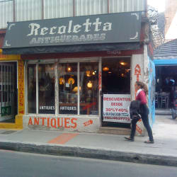 Recoletta en Bogotá