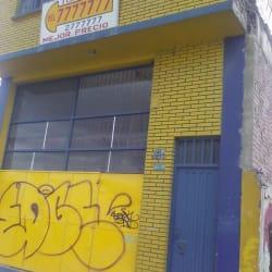 Tornillos 7777777 Autopista Sur con 77 en Bogotá