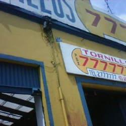 Tornillos 7777777 Carrera 30 con 7 en Bogotá