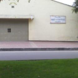 Iglesia Santa Mariana de Jesús en Bogotá