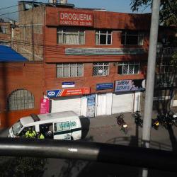 Droguería San Andrés M.D en Bogotá