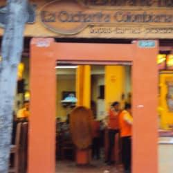 La Cucharita Colombiana en Bogotá