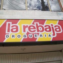 Droguería La Rebaja Carrera 126A en Bogotá
