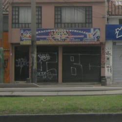 Dotaciones Industriales Calle 21 en Bogotá