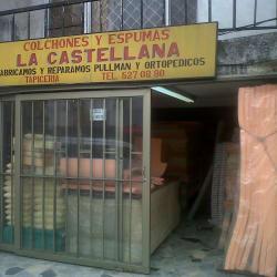 Colchones y Espumas La Castellana en Bogotá