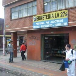 Ferretería La 27s en Bogotá