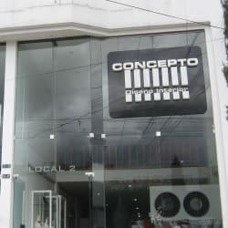 Concepto Diseño Interior en Bogotá