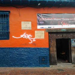 Teatro La Candelaria en Bogotá