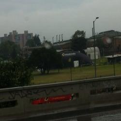 Carpa Colsubsidio en Bogotá