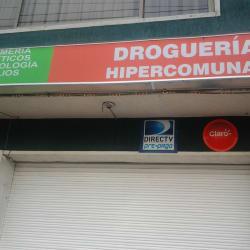 Droguería Hipercomunal en Bogotá
