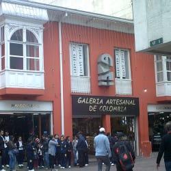 Galería Artesanal de Colombia en Bogotá