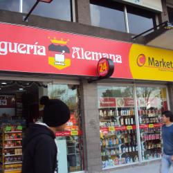 Droguería Alemana Calle 63  en Bogotá