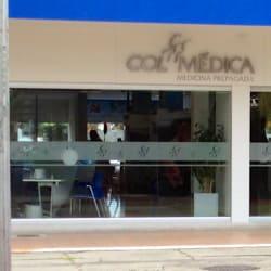 Colmédica 127 en Bogotá