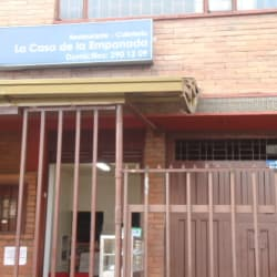 La casa de La Empanada en Bogotá