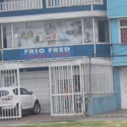Frío Fred Primera de Mayo en Bogotá
