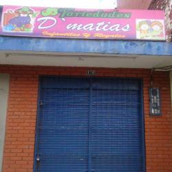 Variedades D'Matías en Bogotá