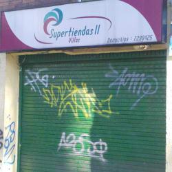 Supertiendas II Villas en Bogotá