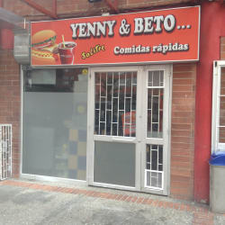 Yenny y Beto en Bogotá