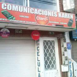 Comunicaciones Karen en Bogotá