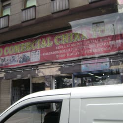 Centro Comercial China Town  en Bogotá