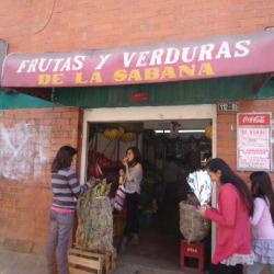 Frutas y Verduras de la Sabana en Bogotá