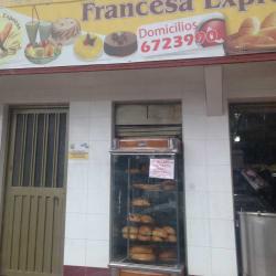 Francesa Express en Bogotá