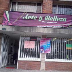 Peluquería Arte y Belleza en Bogotá