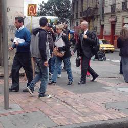 Minutos Carrera 7  en Bogotá