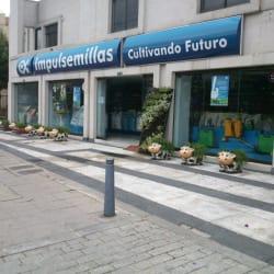 Impulsemillas en Bogotá