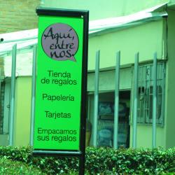Aquí, entre nos en Bogotá
