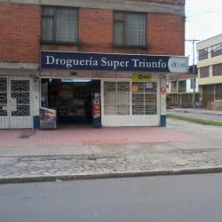 Droguería Super Triunfo Droxi en Bogotá