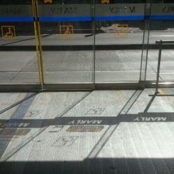Estación Marly en Bogotá