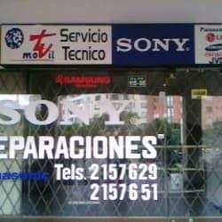 TV Móvil Electrónica en Bogotá