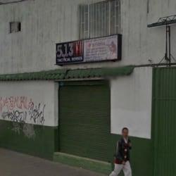 5.13 Tactical Series en Bogotá