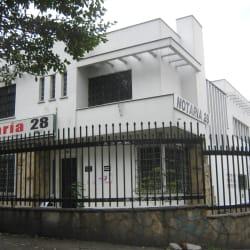 Notaría 28 - Calle 71 en Bogotá