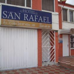 Hotel San Rafael en Bogotá